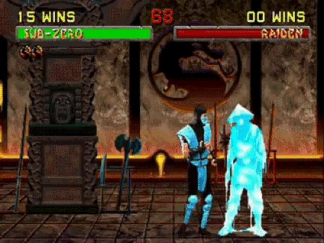 Старые видеоигры, вызывающие ностальгию (14 гифок)