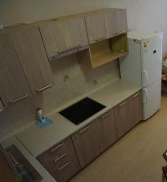 """Персональный """"Дом-2"""" в съемной квартире? (3 фото)"""