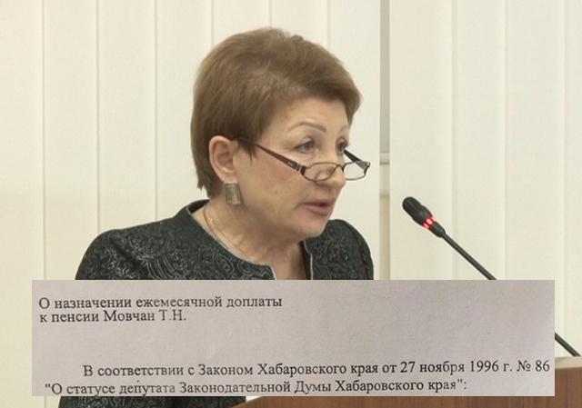 Распоряжение о ежемесячной доплате к пенсии, подписанное Вячеславом Шпортом (2 фото)