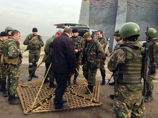 Платформа ПСП-ММ для десантных и спасательных служб (3 фото)