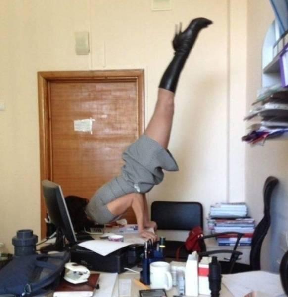 Когда слишком много свободного времени (61 фото)
