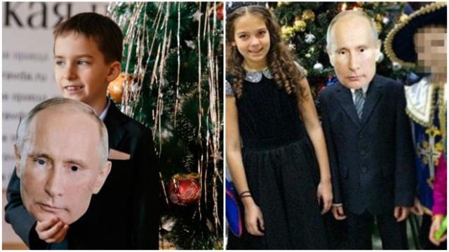 Новогодние костюмы, за которые дети точно отомстят родителям, когда вырастут (20 фото)