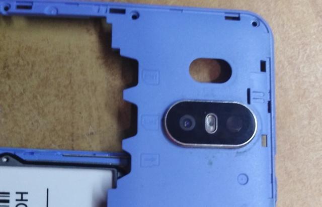 Сдвоенная основная камера на смартфоне от китайцев (2 фото)