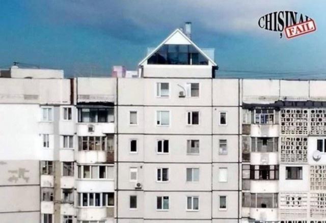 Забавные снимки, которые были сделаны в Молдове (15 фото)