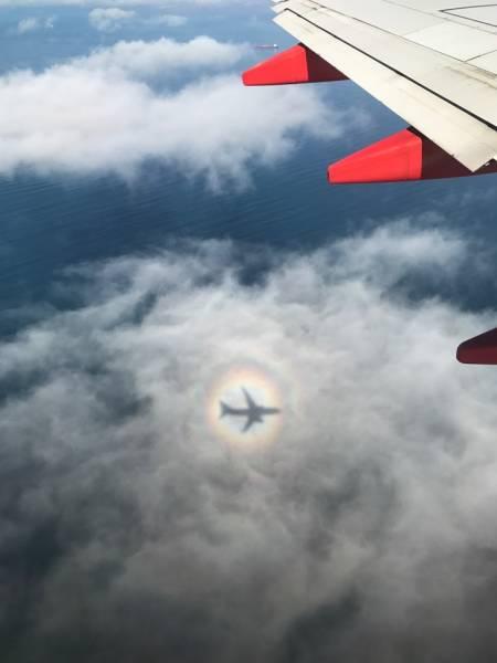 Тени создают оптические иллюзии (23 фото)