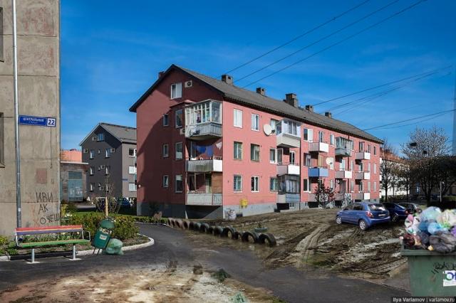 Как бы выглядели города европейских стран, если бы они находись в России (18 фото)