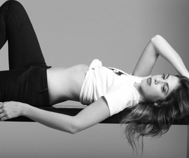Возраст любви не помеха: Квентин Тарантино женился на израильской модели Даниэле Пик (22 фото)