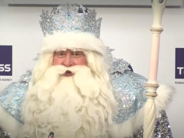 Главный Дед Мороз страны о новогодних подарках