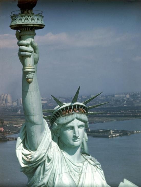 Винтажные фотографии Америки (25 фото)