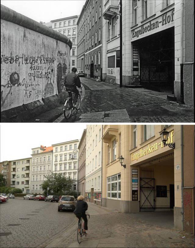 Время меняет всё (16 фото)