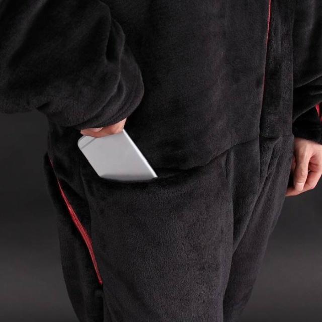 Креативный костюм для тех, кто постоянно мерзнет, сидя за компьютером (10 фото)