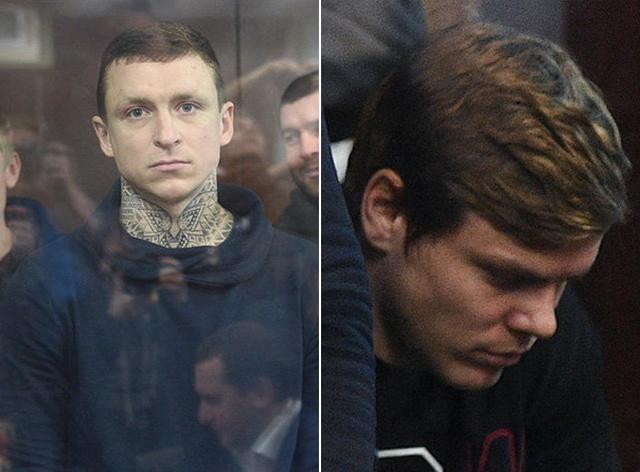 Александр Кокорин и Павел Мамаев проведут в СИЗО еще 2 месяца