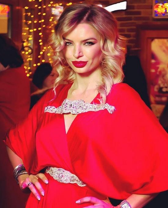 Елизавета Лифшиц первая красавица Москвы