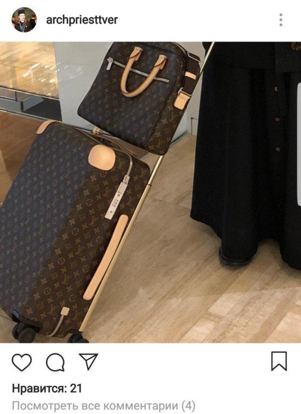 Современное духовенство и аккаунт батюшки в Instagram (5 фото)