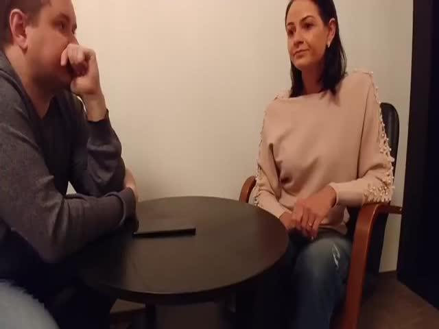 """Ольга Глацких: """"Совесть не позволяет мне покинуть мой пост"""""""
