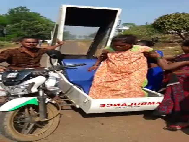 Скорая помощь по-африкански