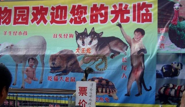 """Странности китайцев, которые могут показаться нам """"дикостью"""" (25 фото)"""