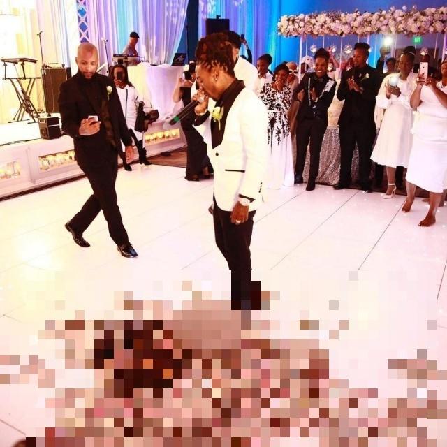 Рэпер Jacquees удивил свою мать свадебным подарком (3 фото + видео)