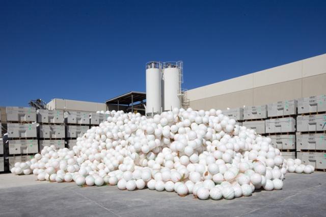 Для чего нужны эти пластиковые шары? (7 фото)