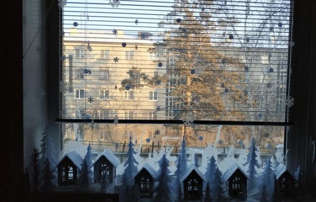 "Композиция ""зимняя сказка"" своими руками (10 фото)"