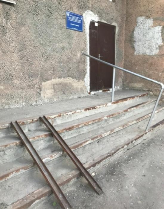 """Дневной стационар в Самаре или """"филиал"""" Форта Боярда (3 фото)"""