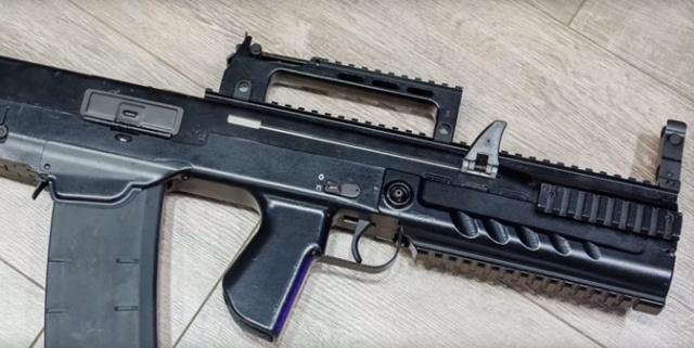 Российский спецназ вооружили новейшим автоматом ШАК-12 (7 фото + видео)