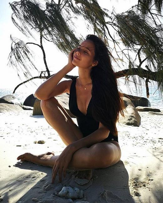 """Представительница Филиппин Катриона Грэй получила титул """"Мисс Вселенная - 2018"""" (25 фото)"""