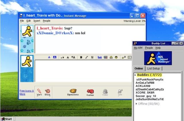 Давайте вспомним, каким был интернет около 16 лет назад (9 фото + видео)