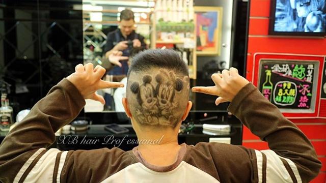 Необычное увлечение китайского парикмахера по имени Аллен Чен (10 фото)