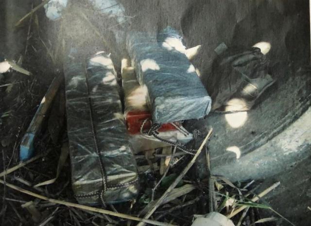 """В Крыму был задержан участник нацбатальона """"Аскер"""", у которого нашли 12 килограммов тротила (4 фото + видео)"""