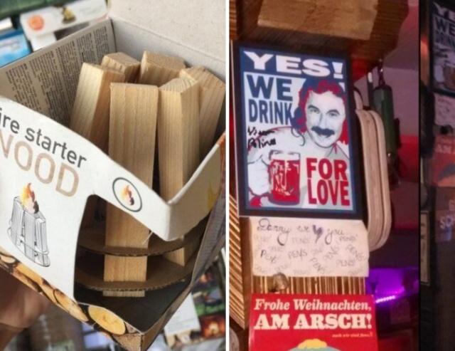 Странности, которые можно увидеть в современной Германии (16 фото)