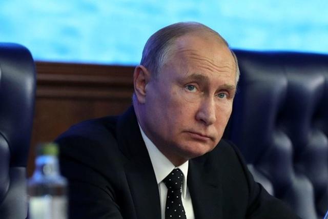 Большая пресс-конференция президента РФ Владимира Путина