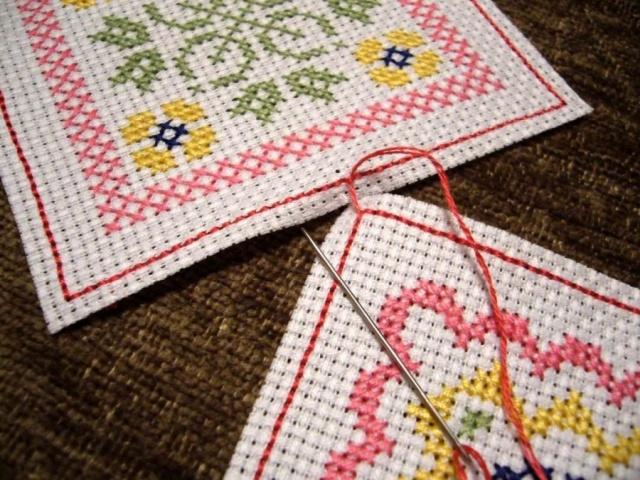 Cхемы вышивки крестом