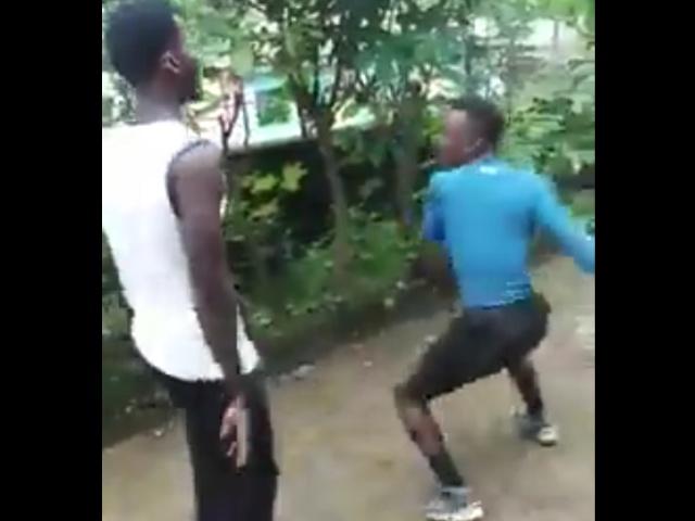 Mortal Kombat по-африкански