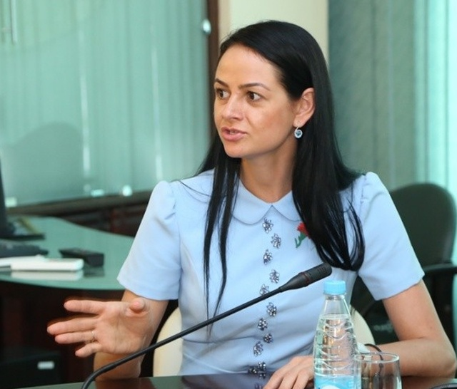 Ольга Глацких покинет свой пост и уже написала заявление на увольнение