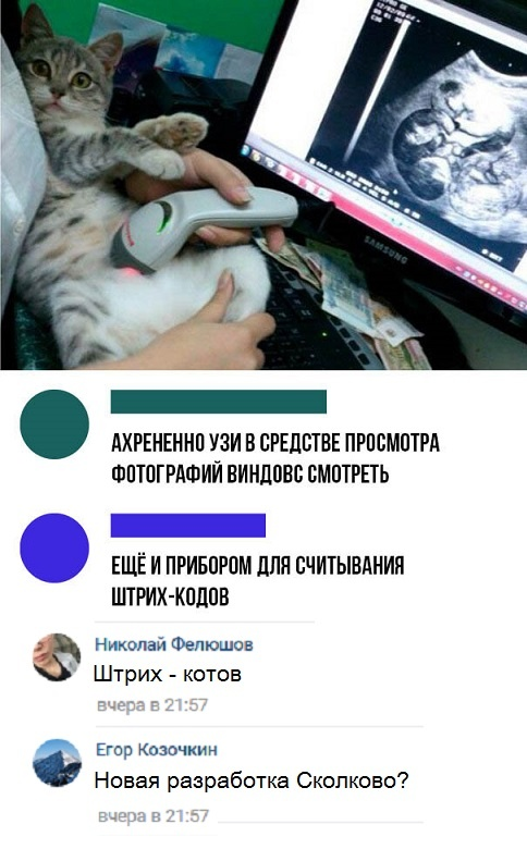 Юмор, комментарии и шутки из социальных сетей (20 скриншотов)