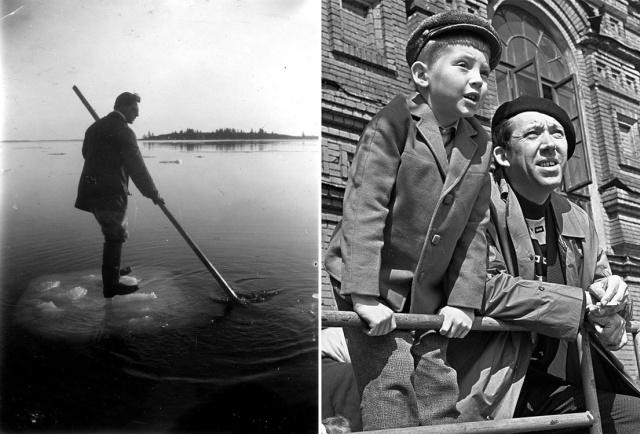 Архивные снимки и события из прошлого (25 фото)
