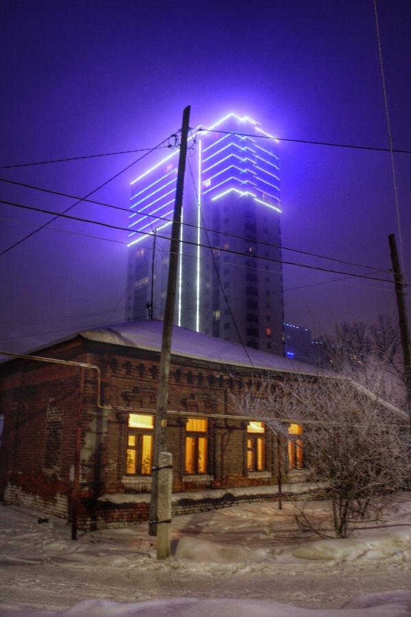 Киберпанк по-русски (3 фото)