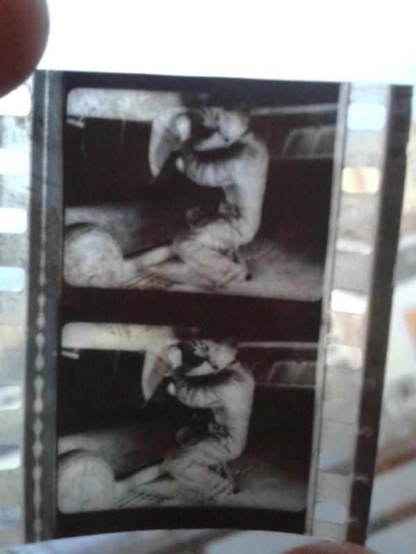 Кинохроника с авиационного завода в Саратове (7 фото)
