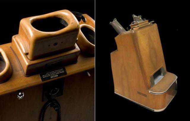Необычное устройство из прошлого (6 фото)