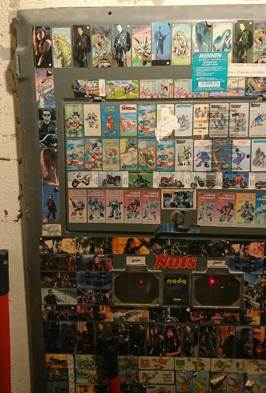 Этажный электрощит из 90-х годов (4 фото)