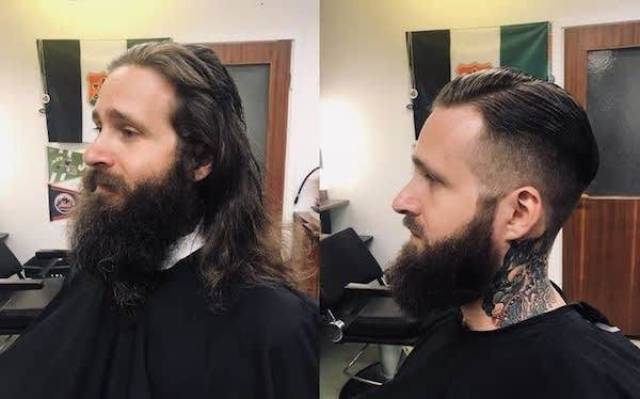 Как борода влияет на внешность мужчин (22 фото)