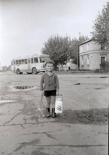 Фотографии из прошлого, вызывающие ностальгию (41 фото)