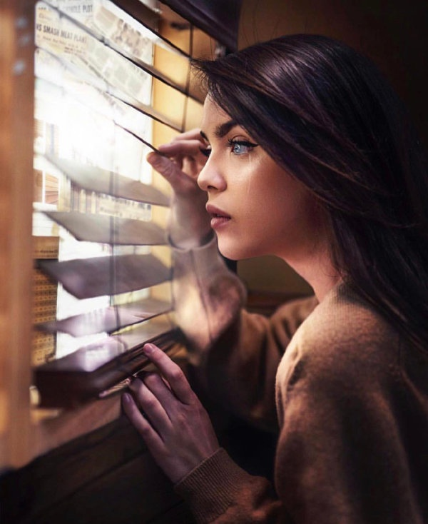 Обратная сторона гламурных и красивых снимков в социальных сетях (8 фото)