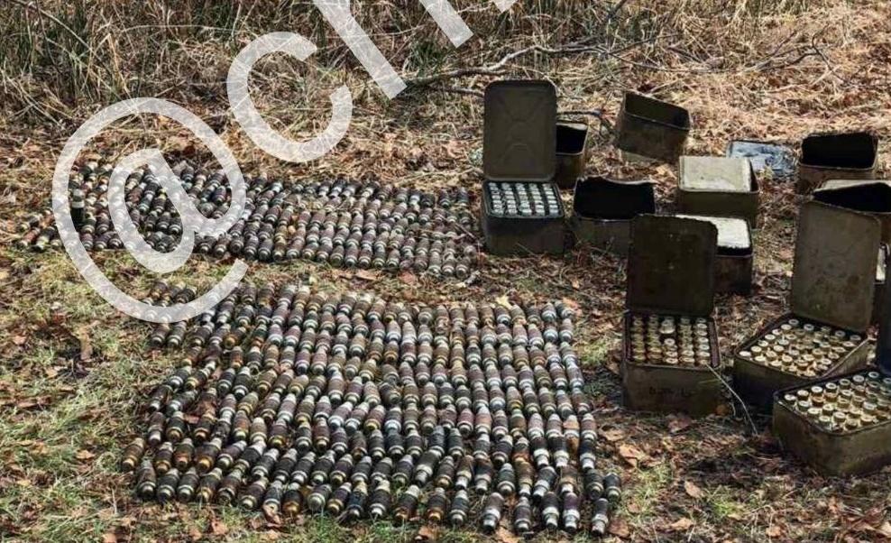 Военная прокуратура зафиксировала умышленное уничтожение боеприпасов на 1,3 миллиона рублей (3 фото)
