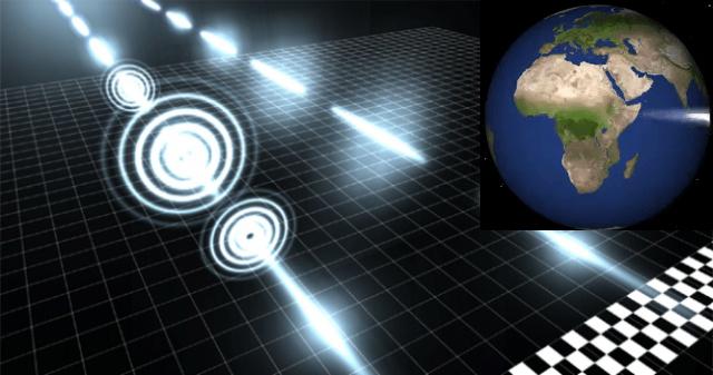 Насколько велика или же наоборот удручающе мала скорость света? (2 гифки + видео)