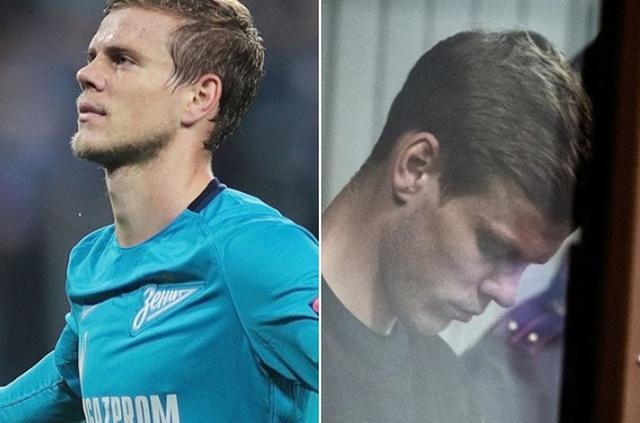 Футболист Александр Кокорин высказался о мнении народа