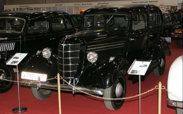 Раритетные отечественные автомобили, которые сегодня стоят миллионы (13 фото)