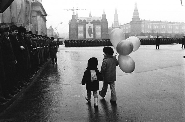 Архивные фотографии и события из прошлого (25 фото)