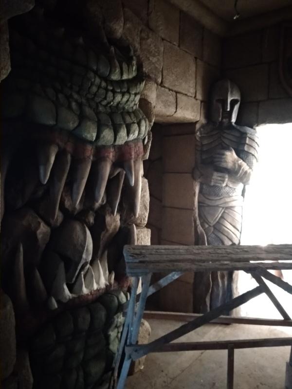 """Дизайн помещения в стиле сериала """"Игра престолов"""" (11 фото)"""